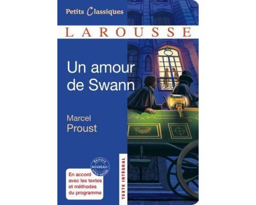 le Livre Un Amour de Swann