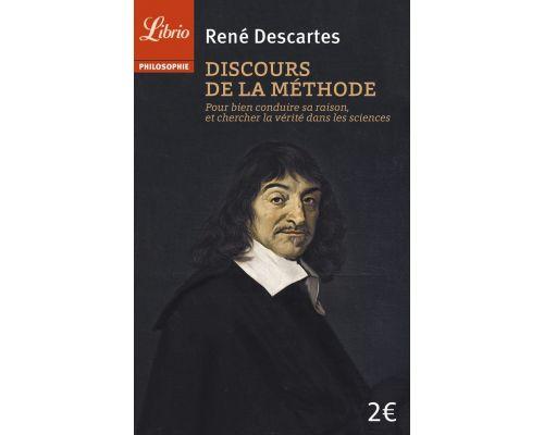 Un livre Discours de la méthode