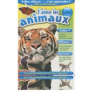 Un Livre Imagier Jaime les animaux