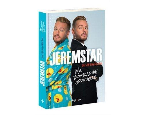 Un Livre Jeremstar ma biographie officielle