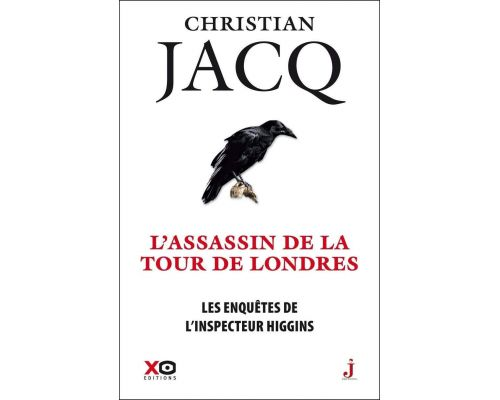 Un Livre L'assassin de la tour de Londres