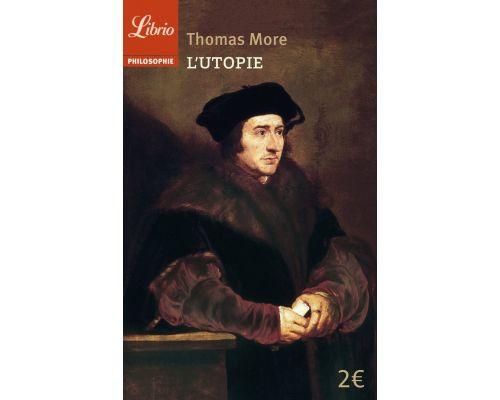 Un livre L'Utopie