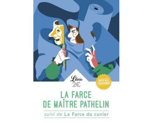 Un livre La farce de maître Pathelin