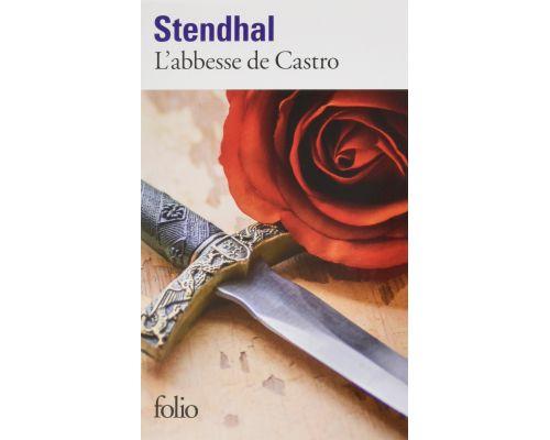 Un livre L'abbesse de Castro