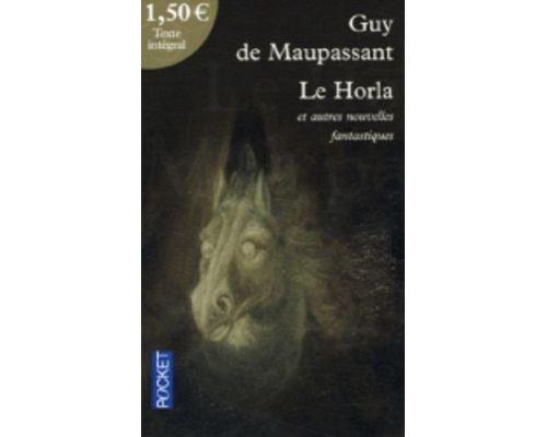 Un Livre Le Horla et autres nouvelles fantastiques