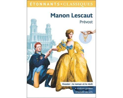 Un Livre Manon Lescaut