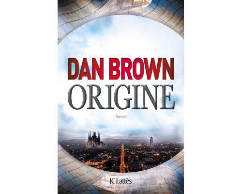 Un Livre Origine de Dan Brown