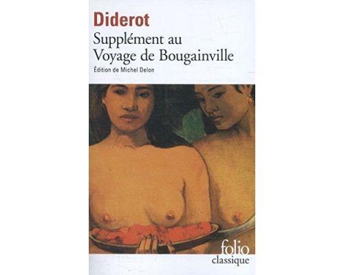Un livre Supplément au voyage de Bougainville