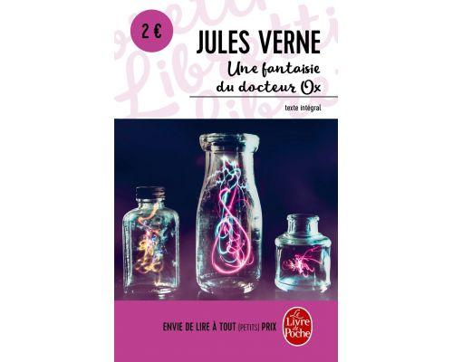 Un Livre Une fantaisie du Docteur Ox de Jules Verne