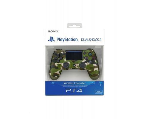 Une Manette DualShock V2 pour PS4 - camouflage