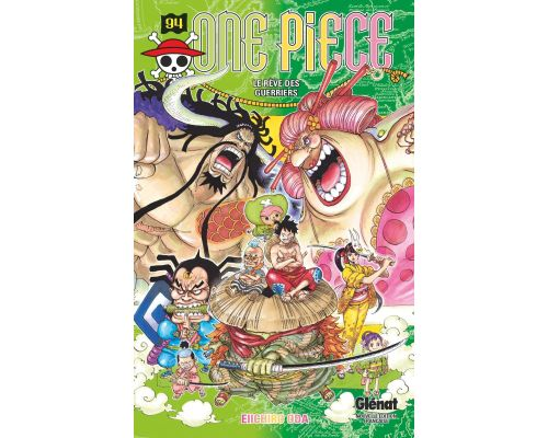 Un Manga One Piece - Tome 94