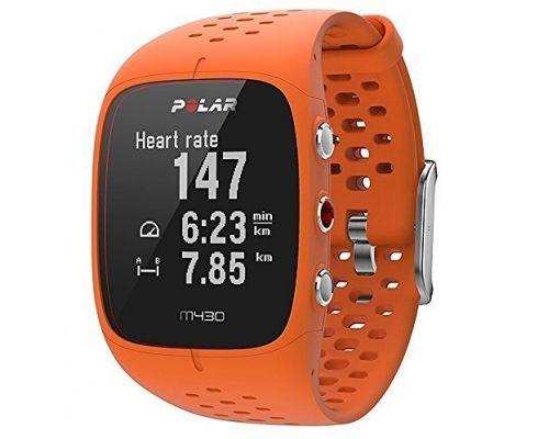 Une Montre running GPS avec suivi de la fréquence cardiaque
