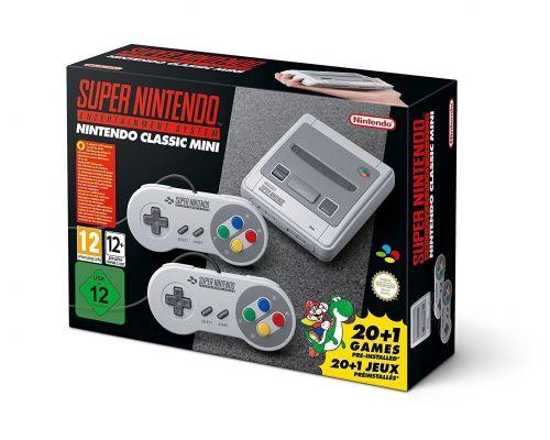 Une Nintendo Classic Mini : Super Nintendo