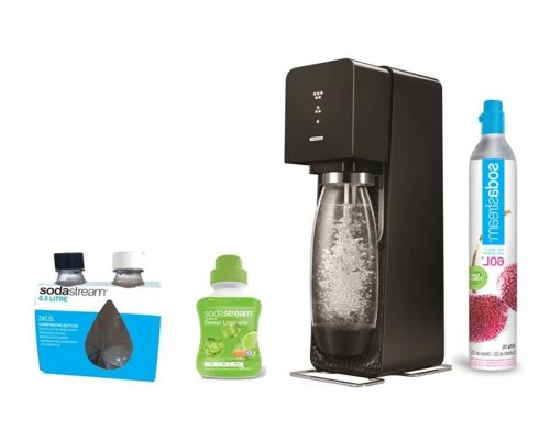 Un Pack Sodastream SOURCE