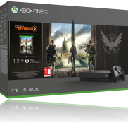 Un Pack Tom Clancy's Xbox One X 1 To the Division 2