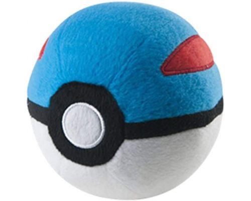 Une Peluche Pokémon Great Ball