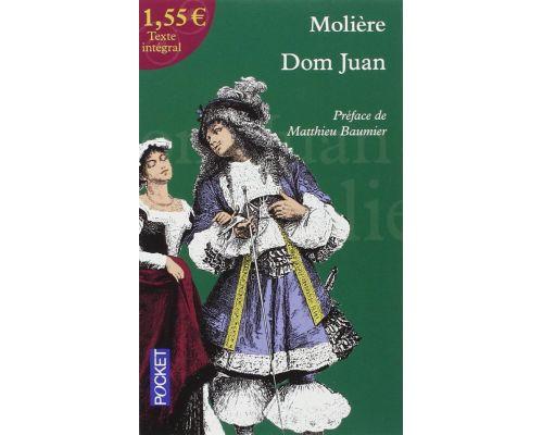 Un livre Dom Juan