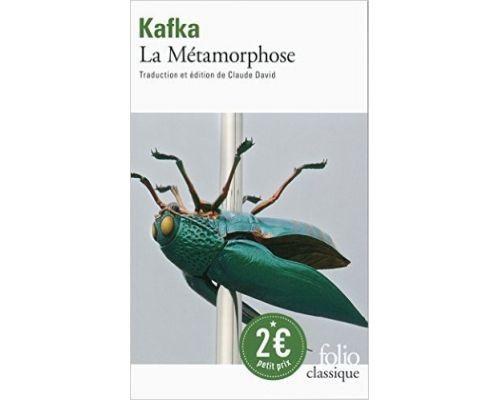 Le Livre La Métamorphose