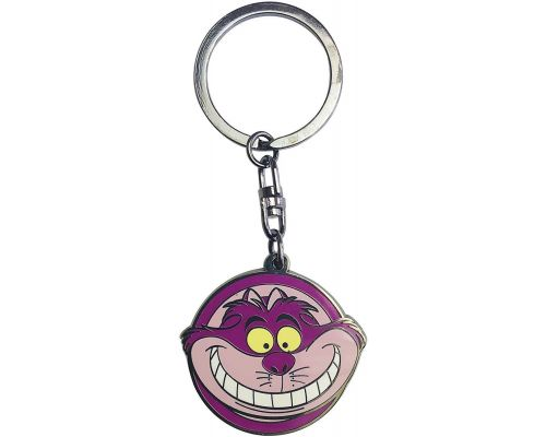 Un Porte Clef Disney Chat du Cheshire