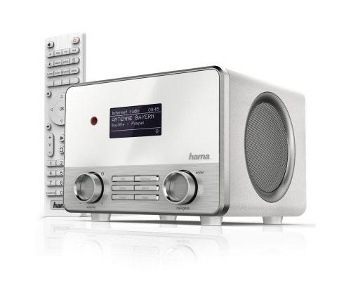 Un Radio/Radio-réveil MP3 Hama