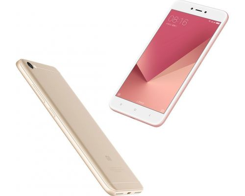 Redmi Note 5A Oro 2+16 GB Dual SIM