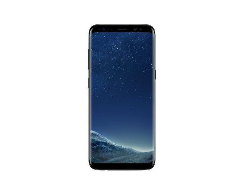 Un Samsung Galaxy S8 64 Go Noir Carbone