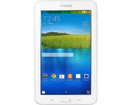 Une tablette tactile Samsung Galaxy Tab 3 7 lite Tablette tactile