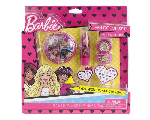 Un Set de Maquillage BARBIE