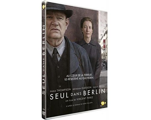 un DVD Seul Dans Berlin
