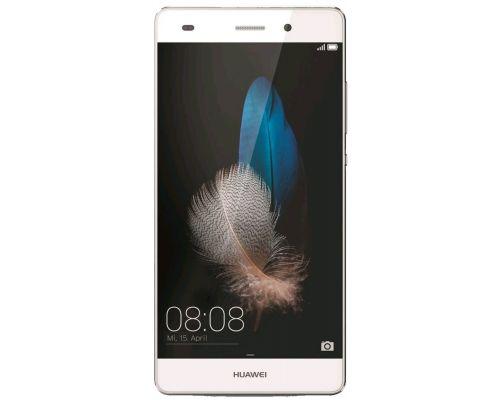 Un Smartphone Huawei P8 Lite Blanc 16 Go