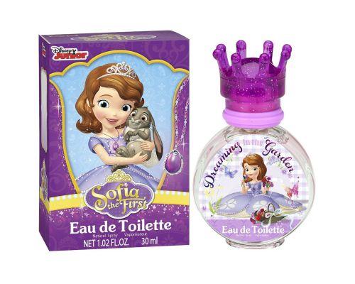 Un eau de toilette  Sofia The first