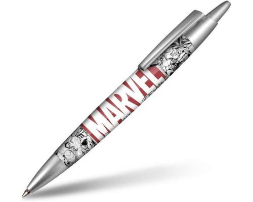 Un Stylo bille Marvel Brick
