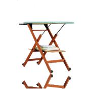 Une Table à repassez Foppapedretti Assai Noyer