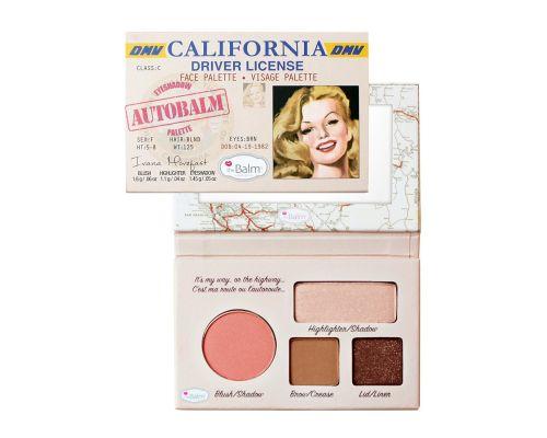 UnePalette de Maquillage Autobalm California  THEBALM