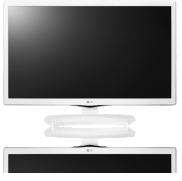 Une TV écran plat LG