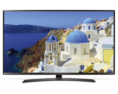 Une TV LED UHD 4K - 43