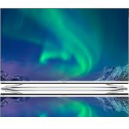 Une TV Sharp LC-43XUF8772ES Ecran LCD 43 pouces