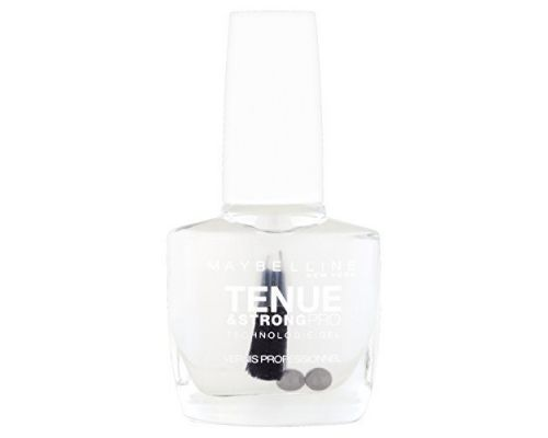 Un Vernis à ongles base transparente Gemey-Maybelline