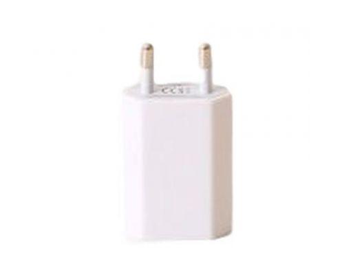 un Chargeur Prise USB Blanc UrbanGeek