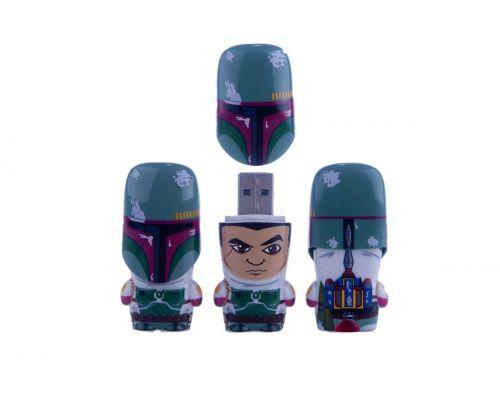 une Clé USB 8 Go Mimobot Boba Fett Star Wars