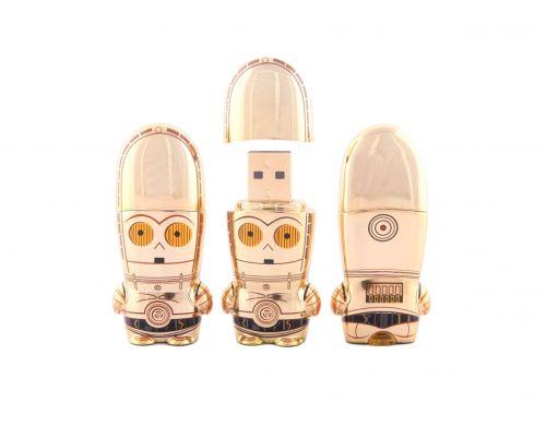 une Clé USB 8 Go Mimobot C3PO Star Wars