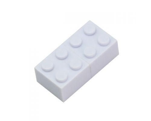 une Clé USB Lego 8Go Blanche