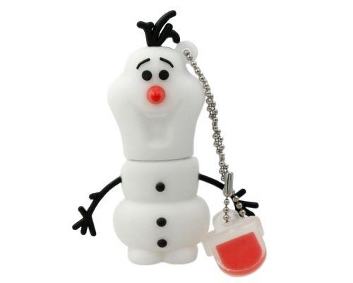 une Clé USB 8Go Olaf de la Reine des Neiges