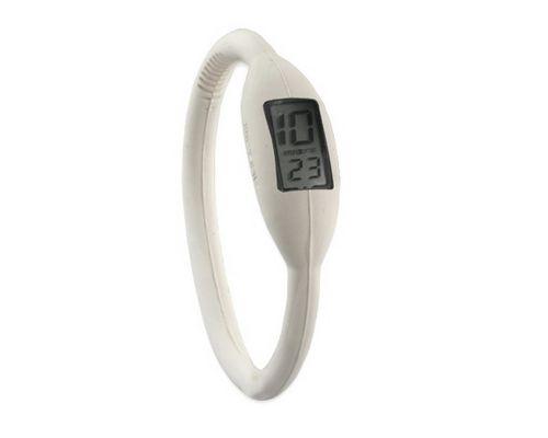une Montre Bracelet Sport Blanche
