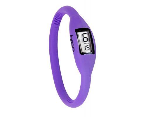 une Montre Bracelet Sport Violet