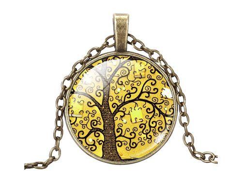 a Tree of Life Pendant - The Meaning