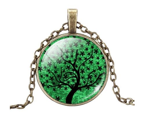 a Tree of Life Pendant - The Earth