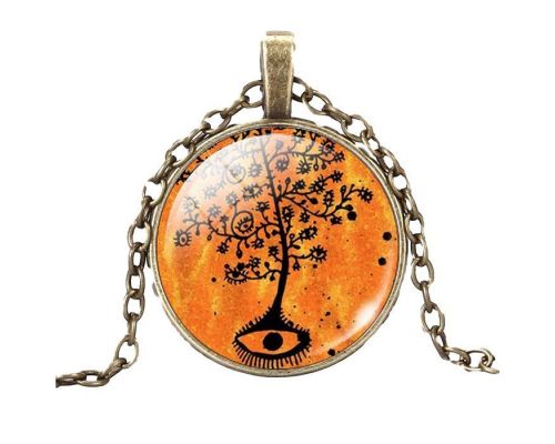 a Tree of Life Pendant - The Passion