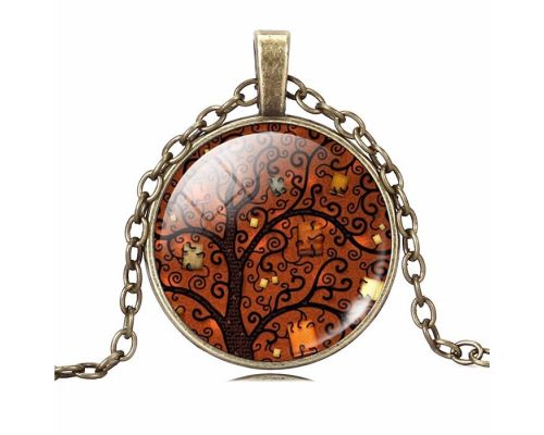 a Tree of Life Pendant - The Knowledge