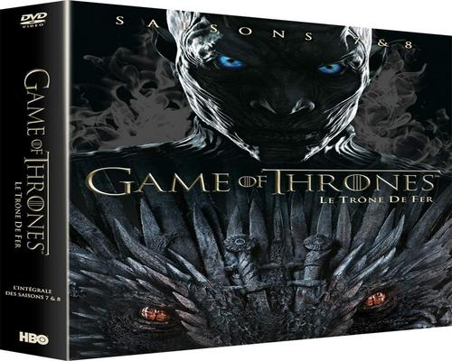a Game Of Thrones Series - Seasons 7 & 8